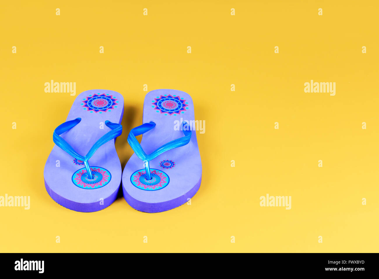 c3a1caef4 Yellow Sandals Stock Photos   Yellow Sandals Stock Images - Alamy
