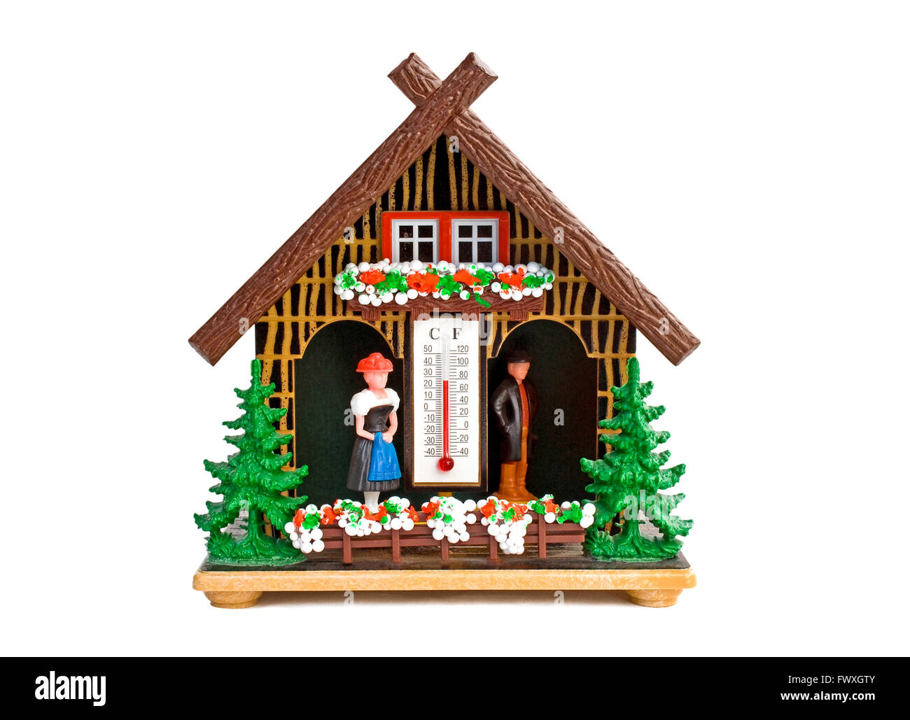 568aa64fff Black Forest German Weather Station Stock Photo  102002235 - Alamy