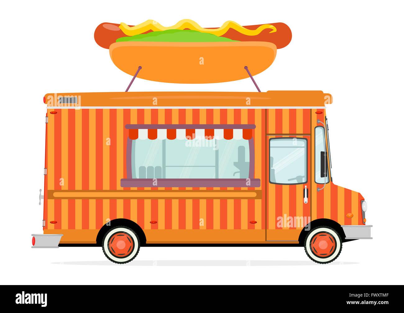 Street Meat Food Truck Menu