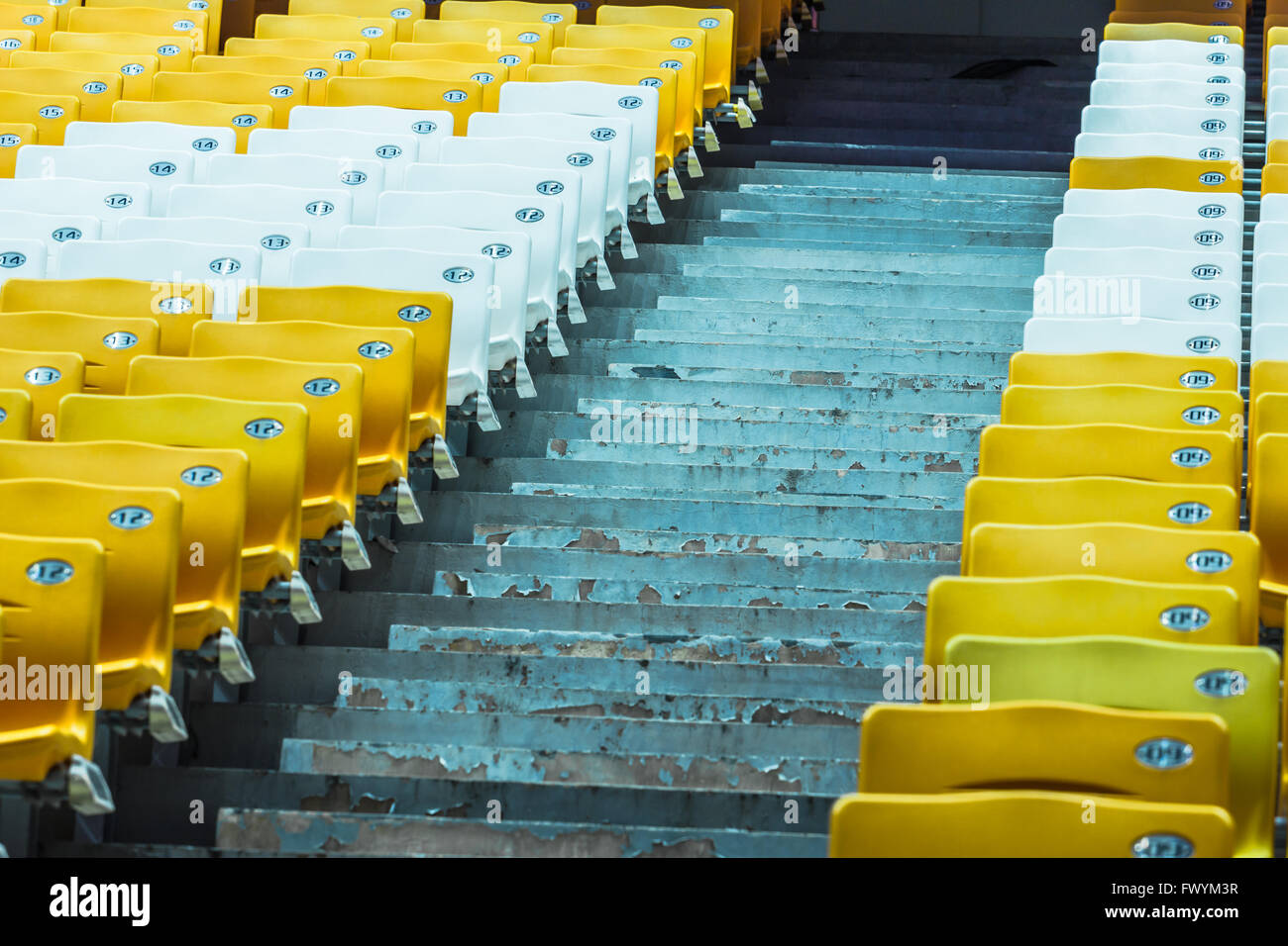 Haixinsha Guangzhou Asian Games venues auditorium - Stock Image