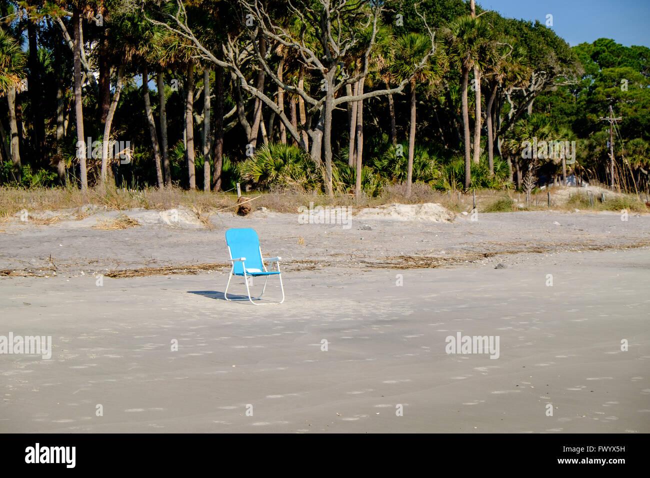 Hunting Island Beach Address