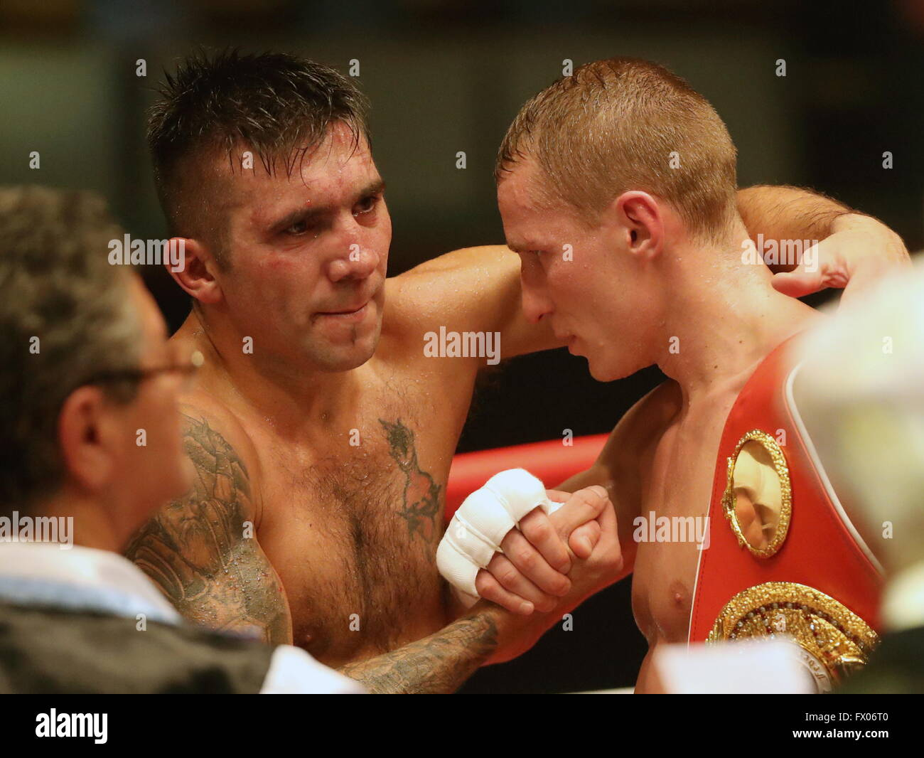 Edward Troyanovsky: Russian Eagle of professional boxing