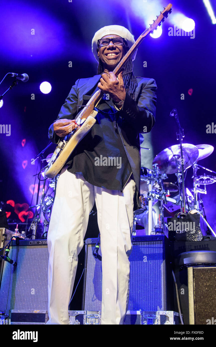Nile Rodgers Duran Duran Tour