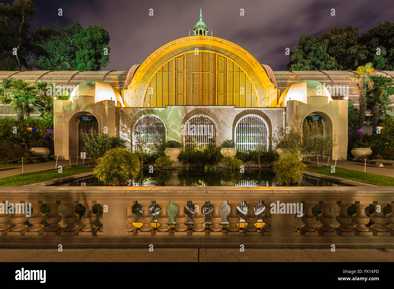 balboa park botanical garden building in san diego ca Stock Photo ...