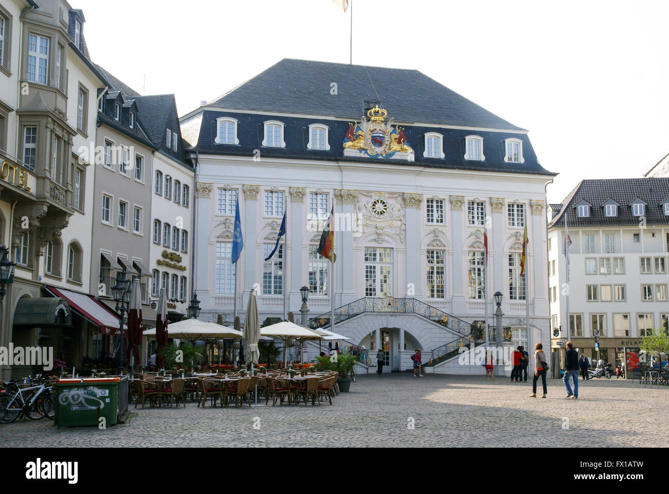 Bonn, Germany - Stock Image