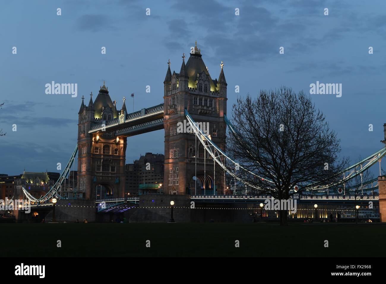 Thames Bridge, london - Stock Image