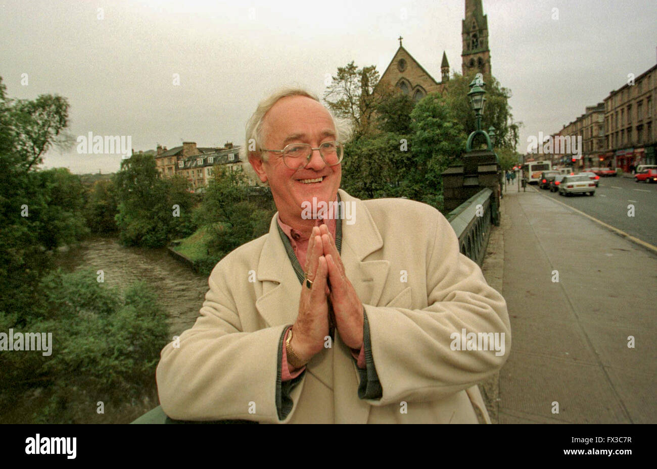 Actor Frank Kelly who played Father Jack in tv series Father