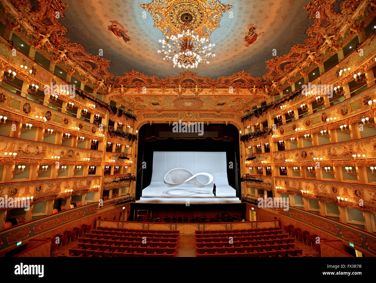 Teatro La Fenice Stock Photos & Teatro La Fenice Stock Images - Alamy