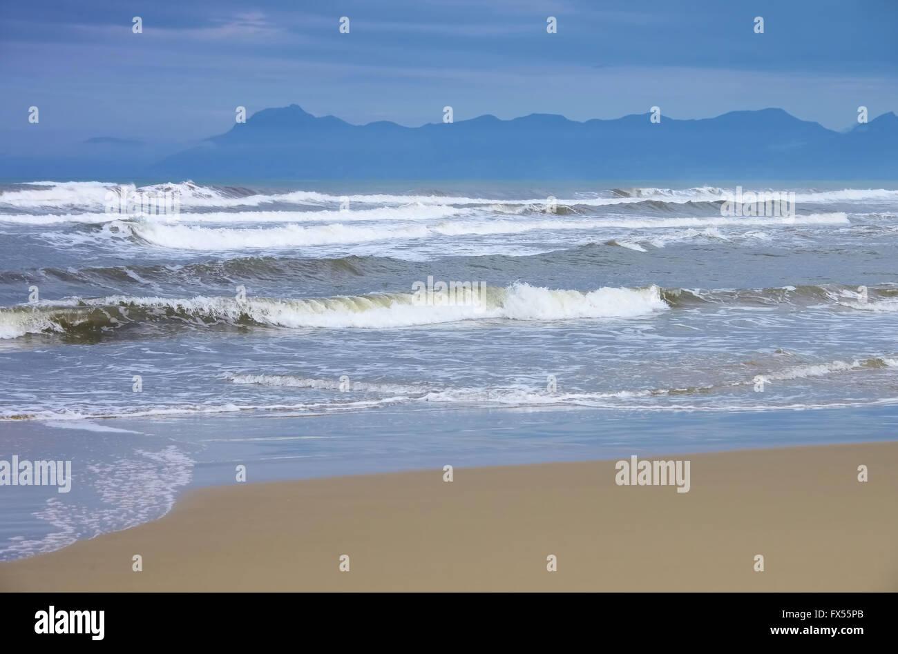 Golf von Salerno - Gulf of Salerno 03 - Stock Image
