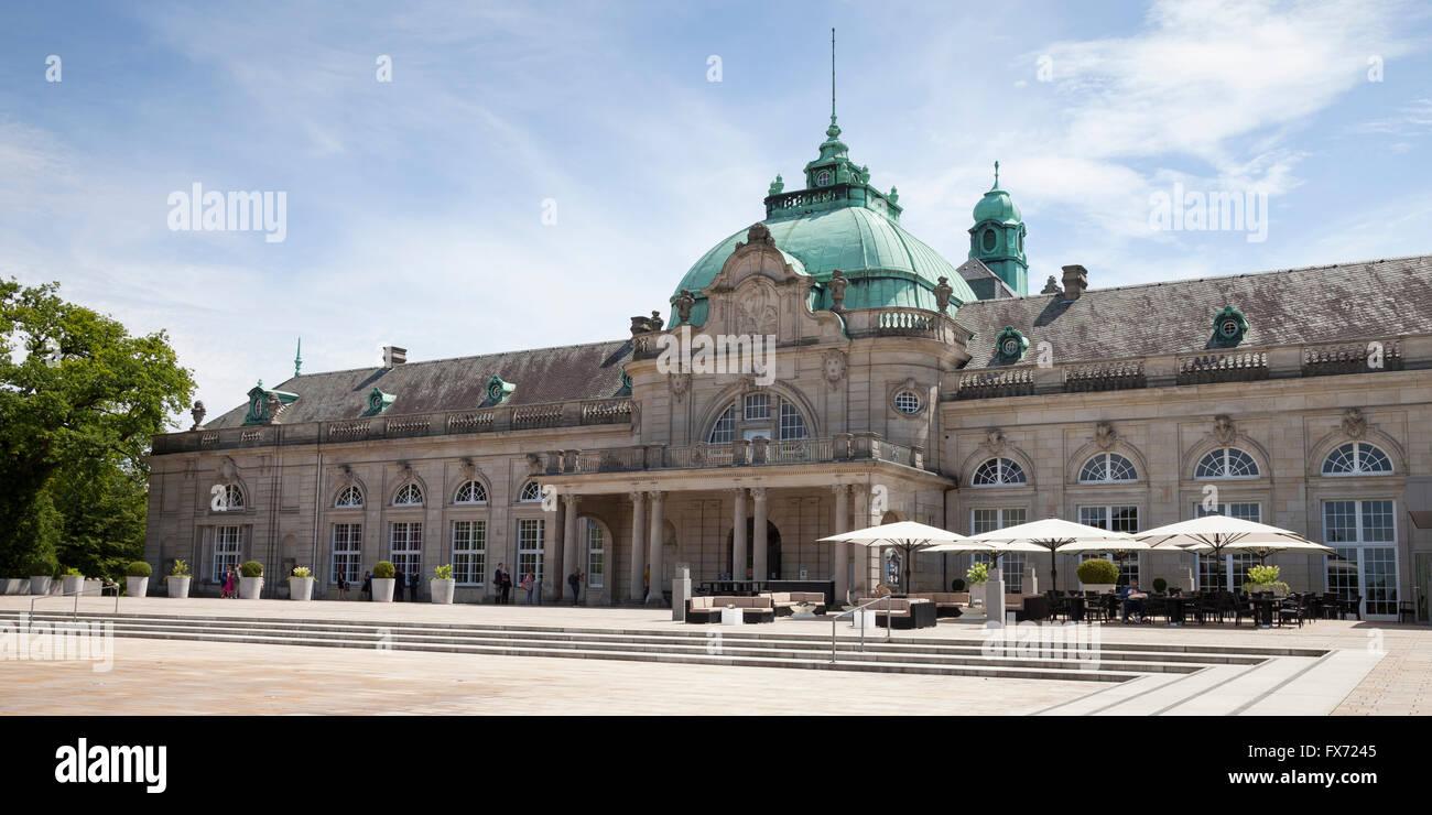 Kaiserpalais, Bad Oeynhausen, Weser Uplands, North Rhine-Westphalia, Germany Stock Photo