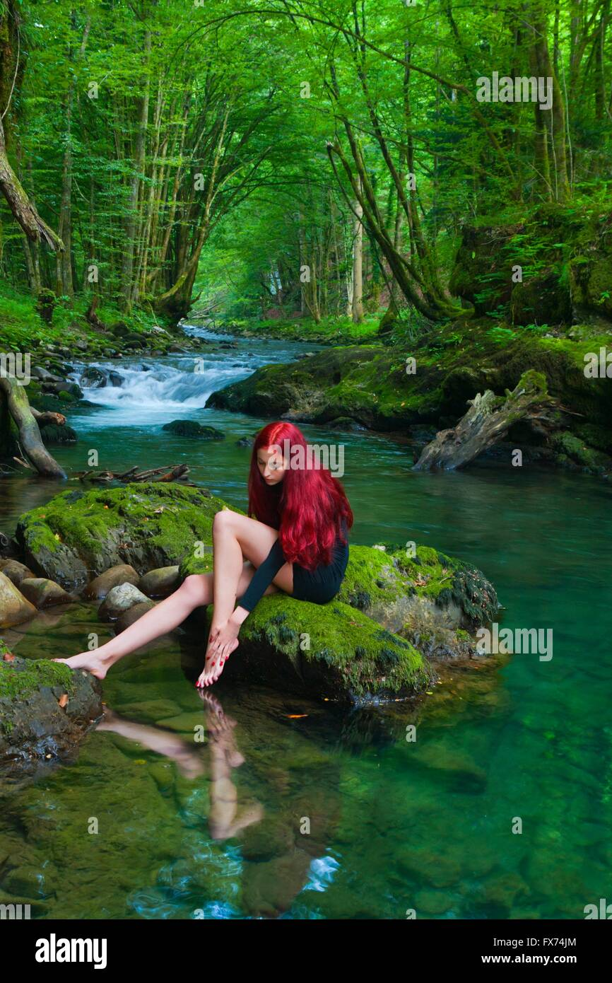 forest river single bbw women Should men take bath on lakes and rivers without clothes - hamid mir asks women particpents like watch later share add to nude bath on the shore of krishna river.