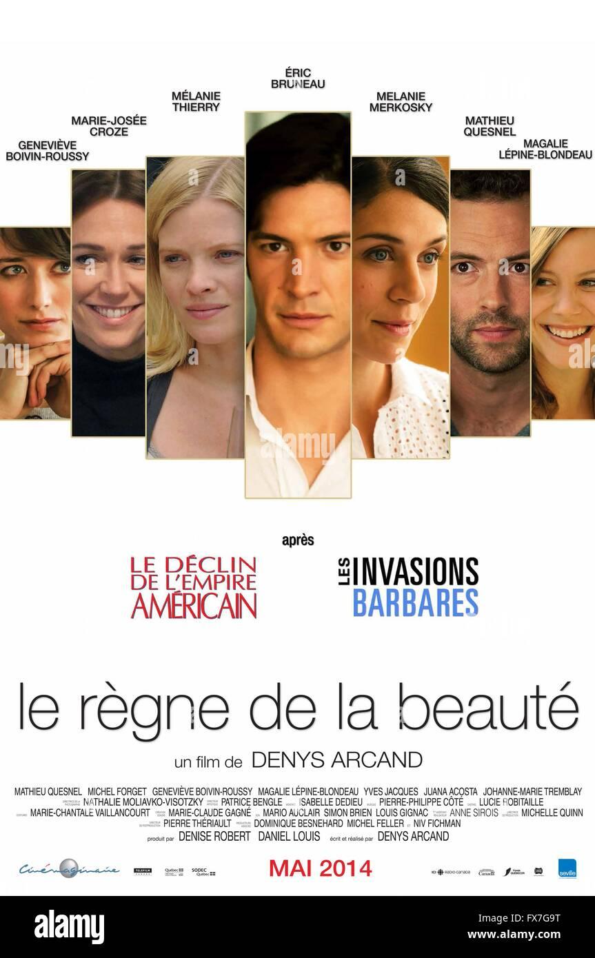 Le Regne De La Beaute An Eye For Beauty Year 2014 Canada