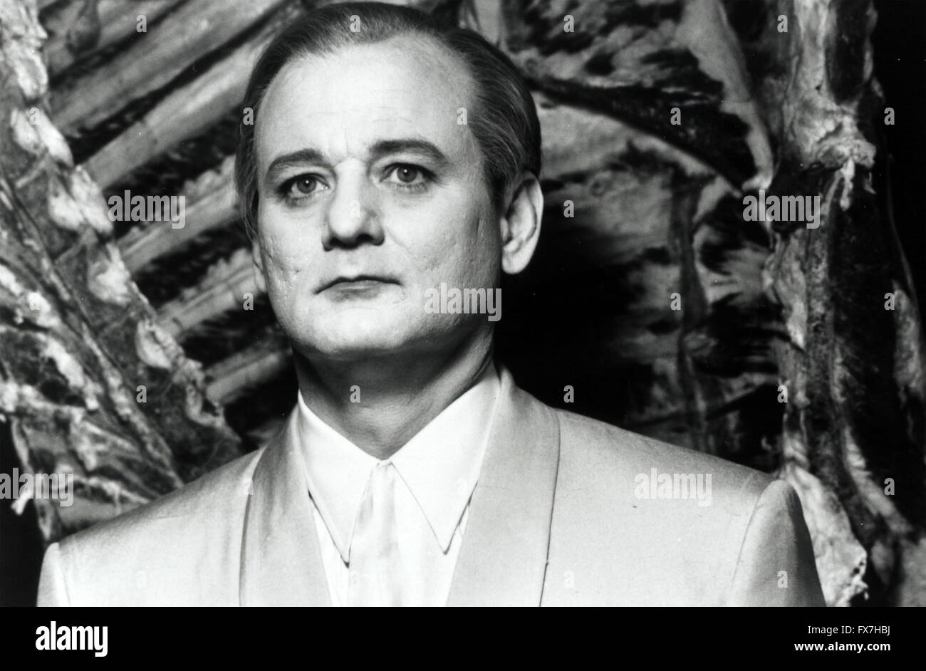 Ed Wood Year : 1994 USA Director : Tim Burton Bill Murray - Stock Image