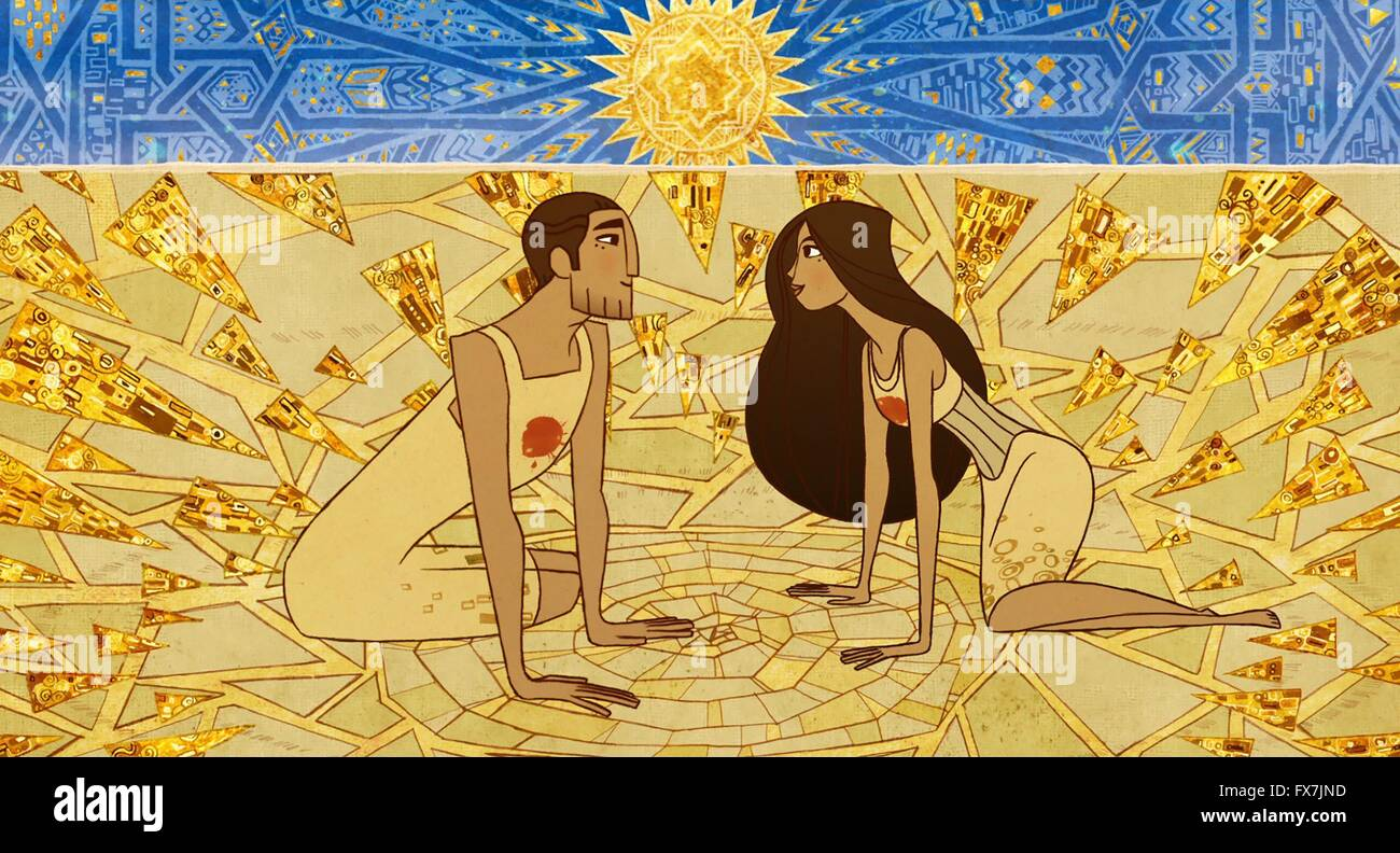 The Prophet Year : 2014 USA Director : Tomm Moore Animation Stock