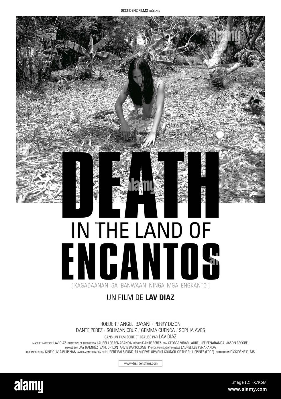 Death in the Land of Encantos Kagadanan sa banwaan ning mga engkanto Year : 2007 Philippines Director : Lav Diaz - Stock Image