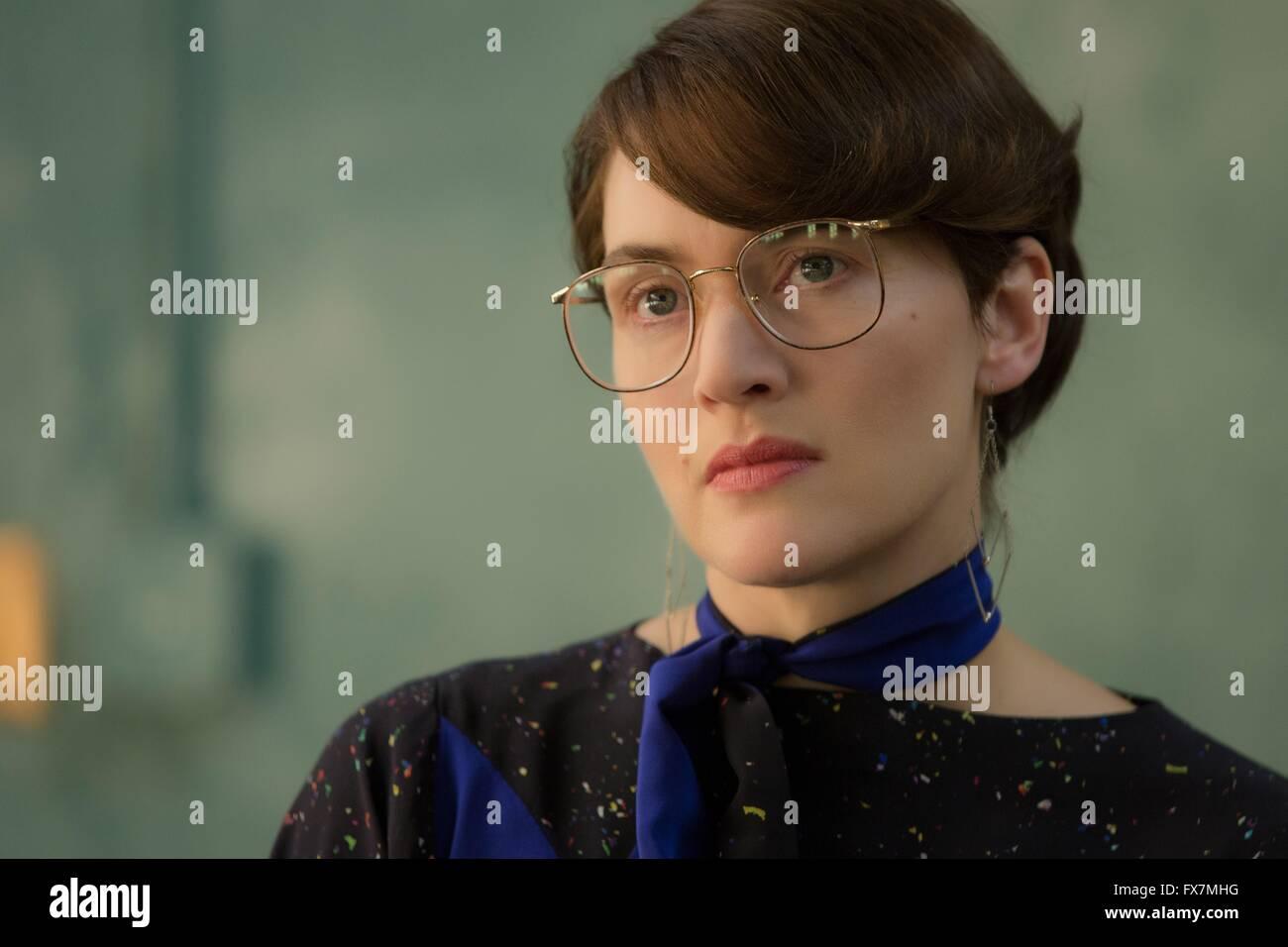 Steve Jobs Year : 2016 USA / UK Director : Danny Boyle Kate Winslet - Stock Image
