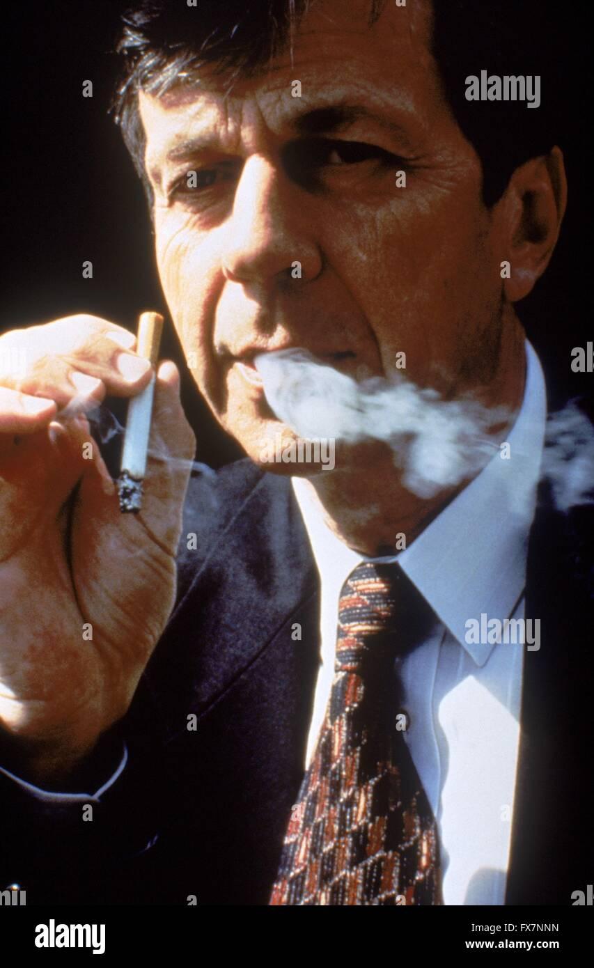 The X Files TV Series 1993 - 2002 USA 1994 Season 2 Created by Chris Carter William B. Davis - Stock Image