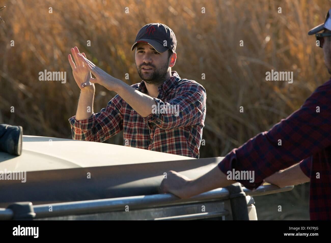 10 Cloverfield Lane Year : 2016 USA Director : Dan Trachtenberg Dan Trachtenberg Shooting picture - Stock Image