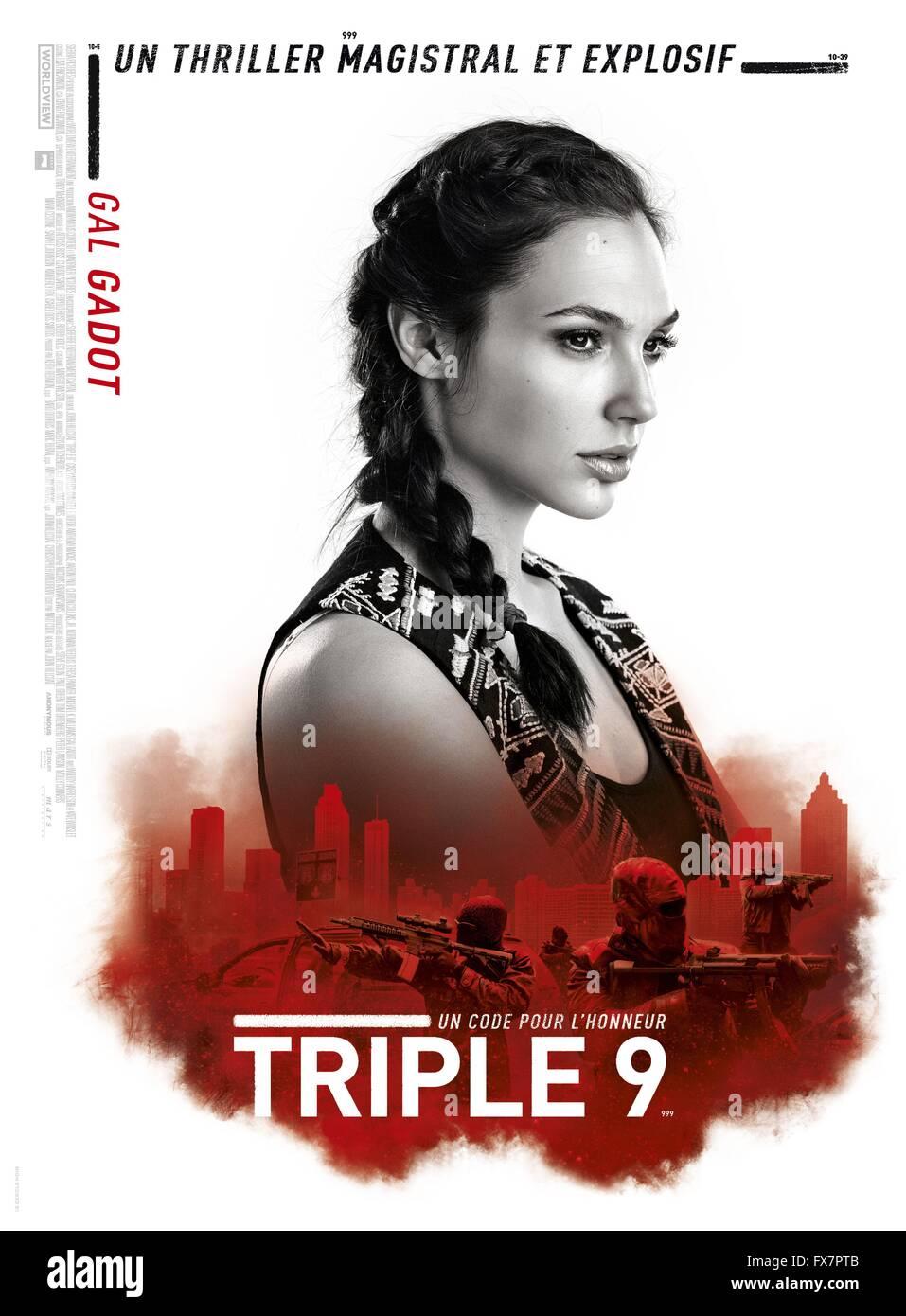 Triple gal 9 gadot Triple 9