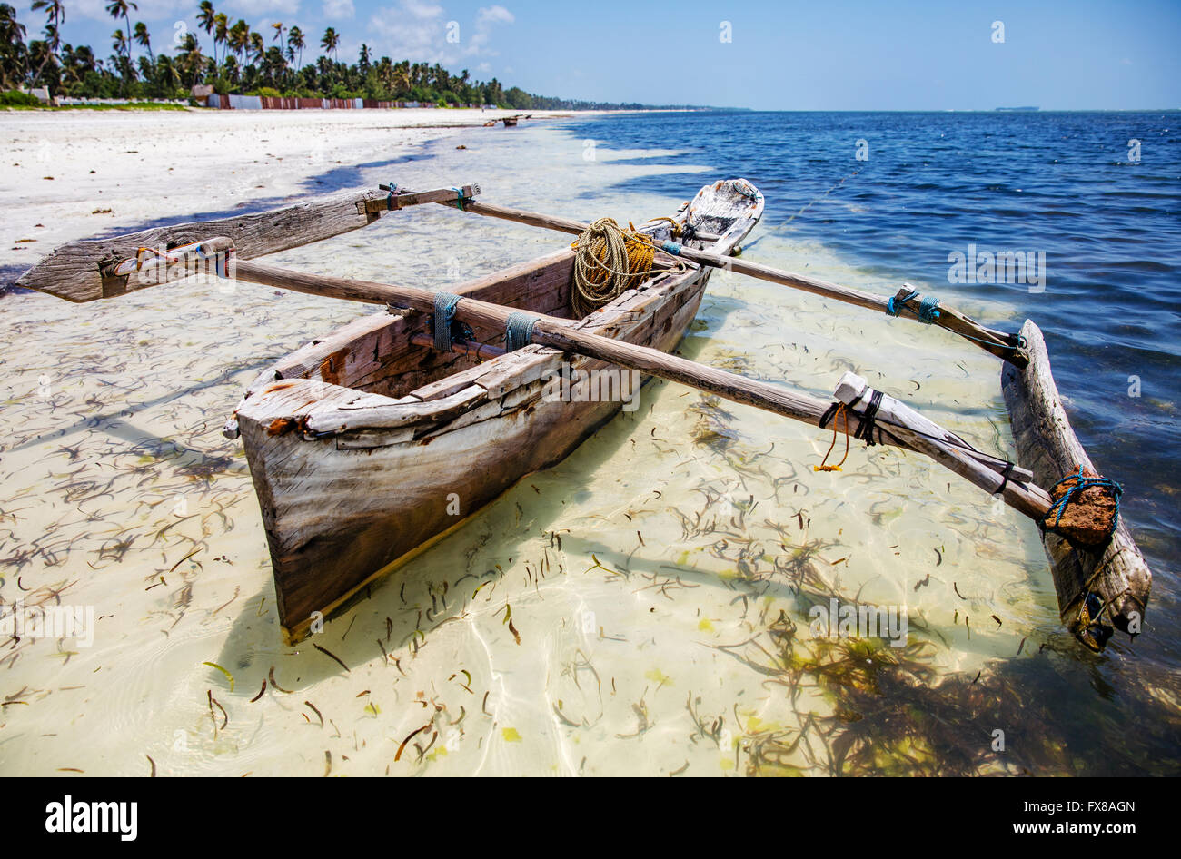 C Lion Outrigger Canoe Wooden Dhow Sto...