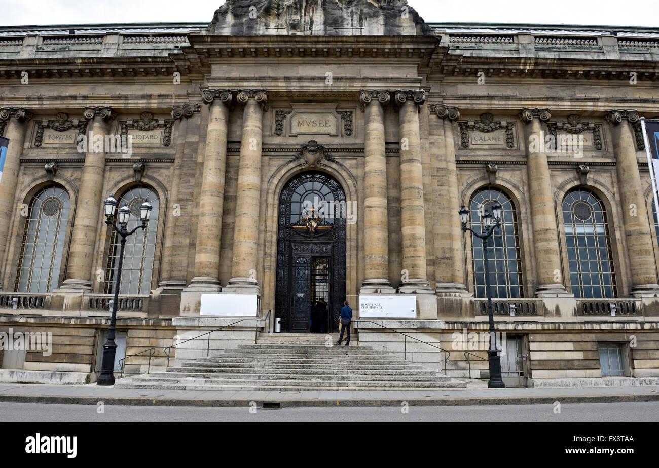 Museum of Art History, Geneva Stock Photo