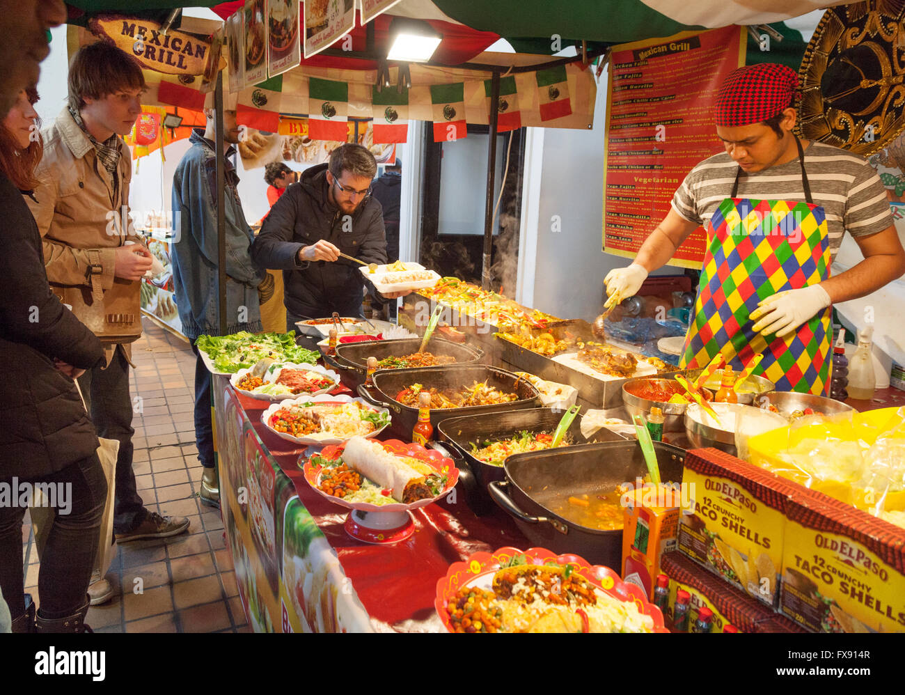 Ethnic Street Food London