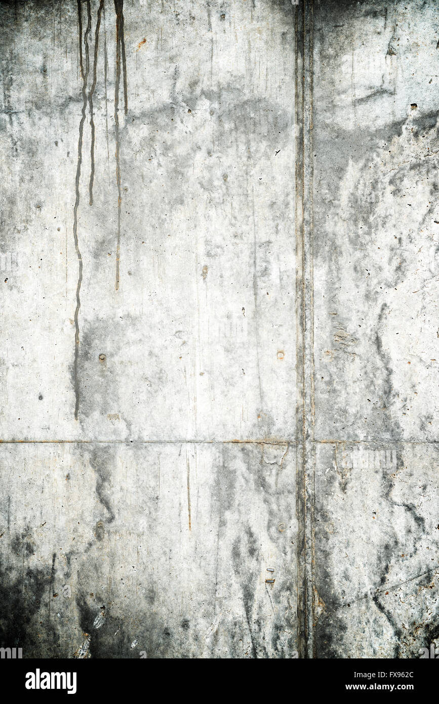 Concrete background close up at high resolution - Stock Image