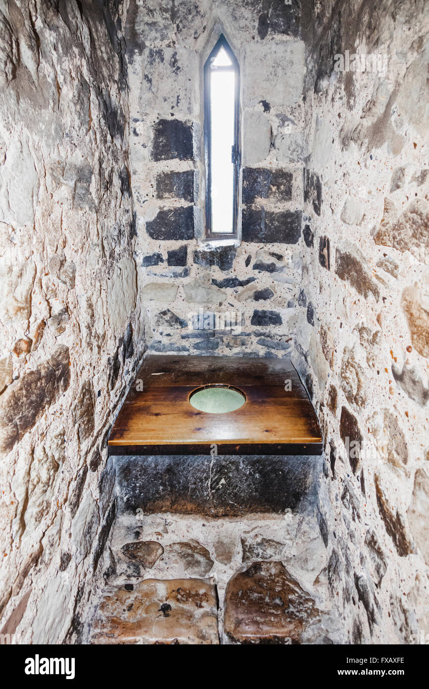 england london tower of london the white tower norman toilet aka stock photo 102273234 alamy. Black Bedroom Furniture Sets. Home Design Ideas