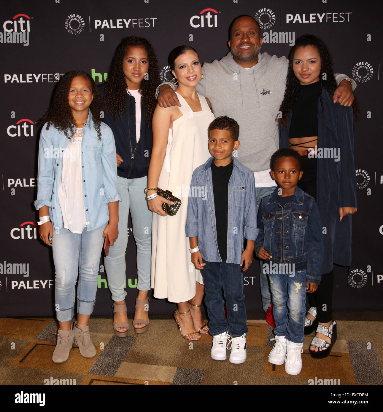 Celebrities Attend 33rd Annual Paleyfest Los Angeles