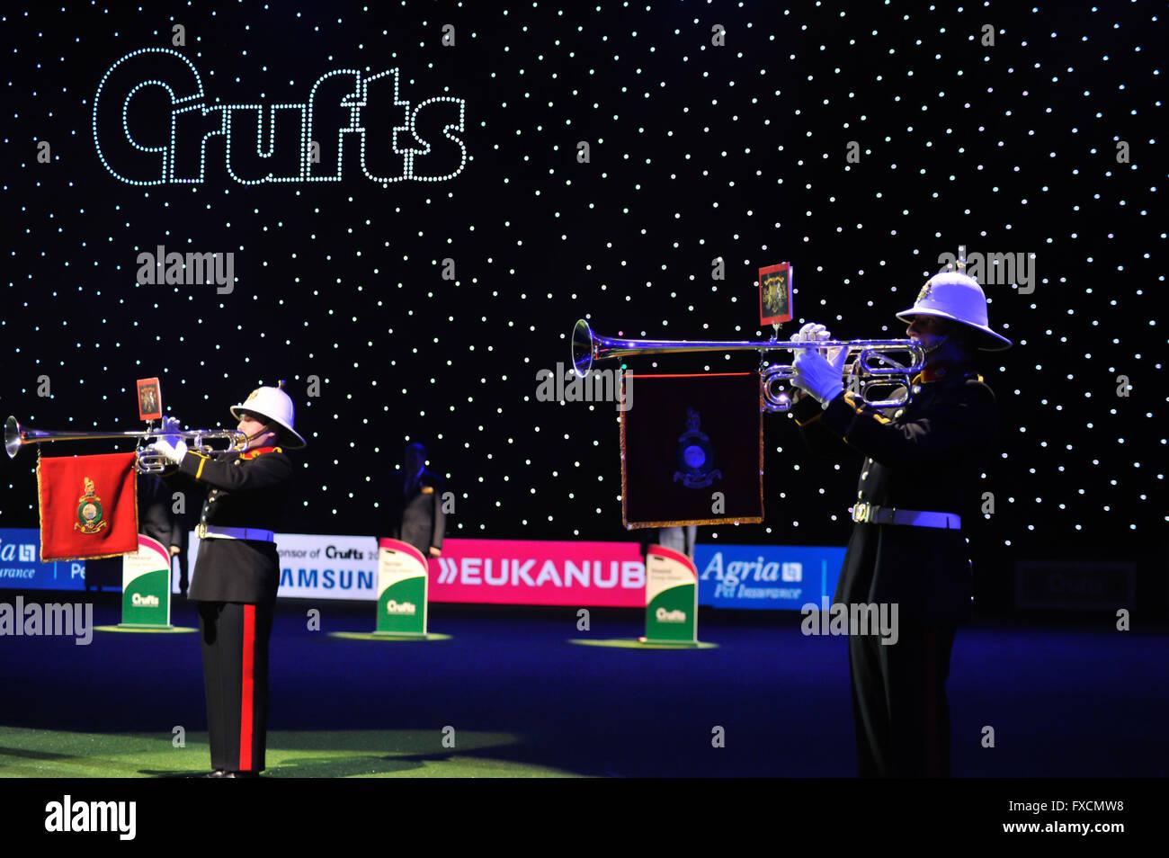 Crufts 2016 at NEC Birmingham - Day 4 - Best in Show Presentation