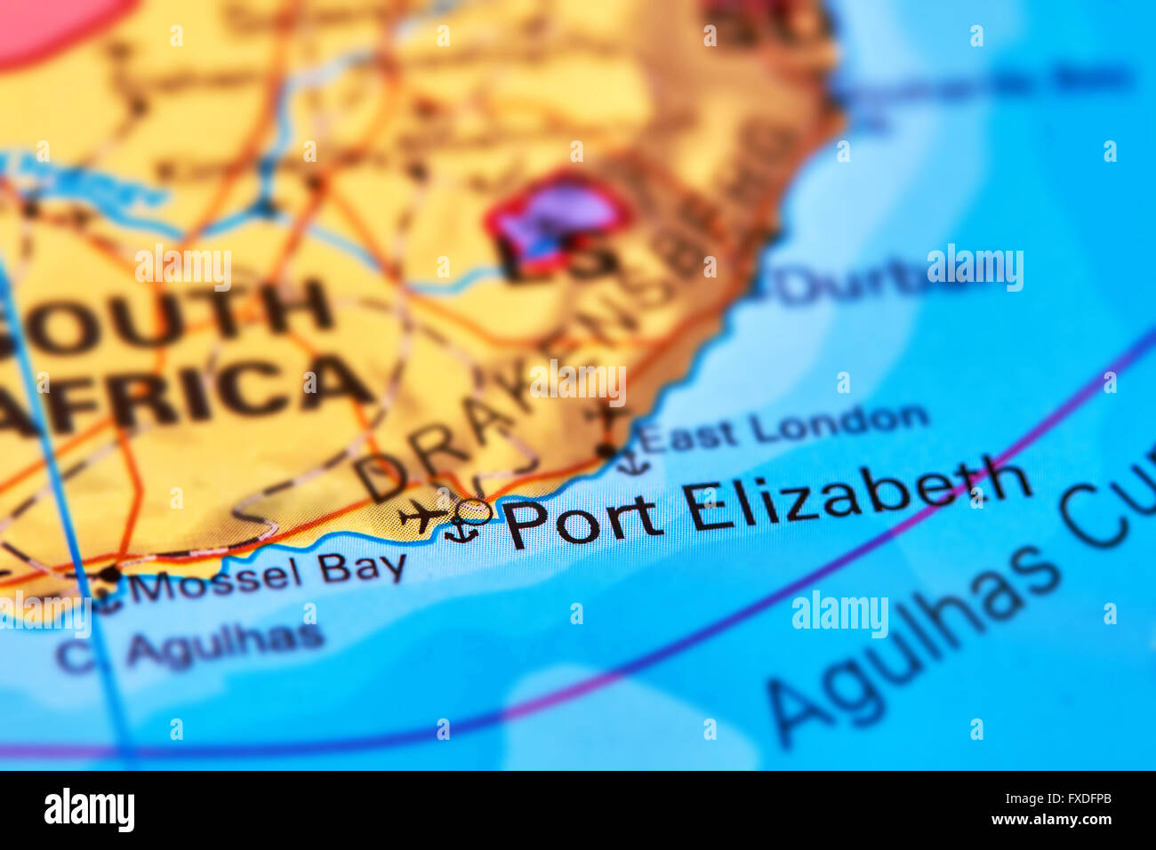 Port Elizabeth City Of South Africa On The World Map Stock Photo Alamy The icon links to further information about a selected division including its population structure (gender, population group, first language). https www alamy com stock photo port elizabeth city of south africa on the world map 102330659 html