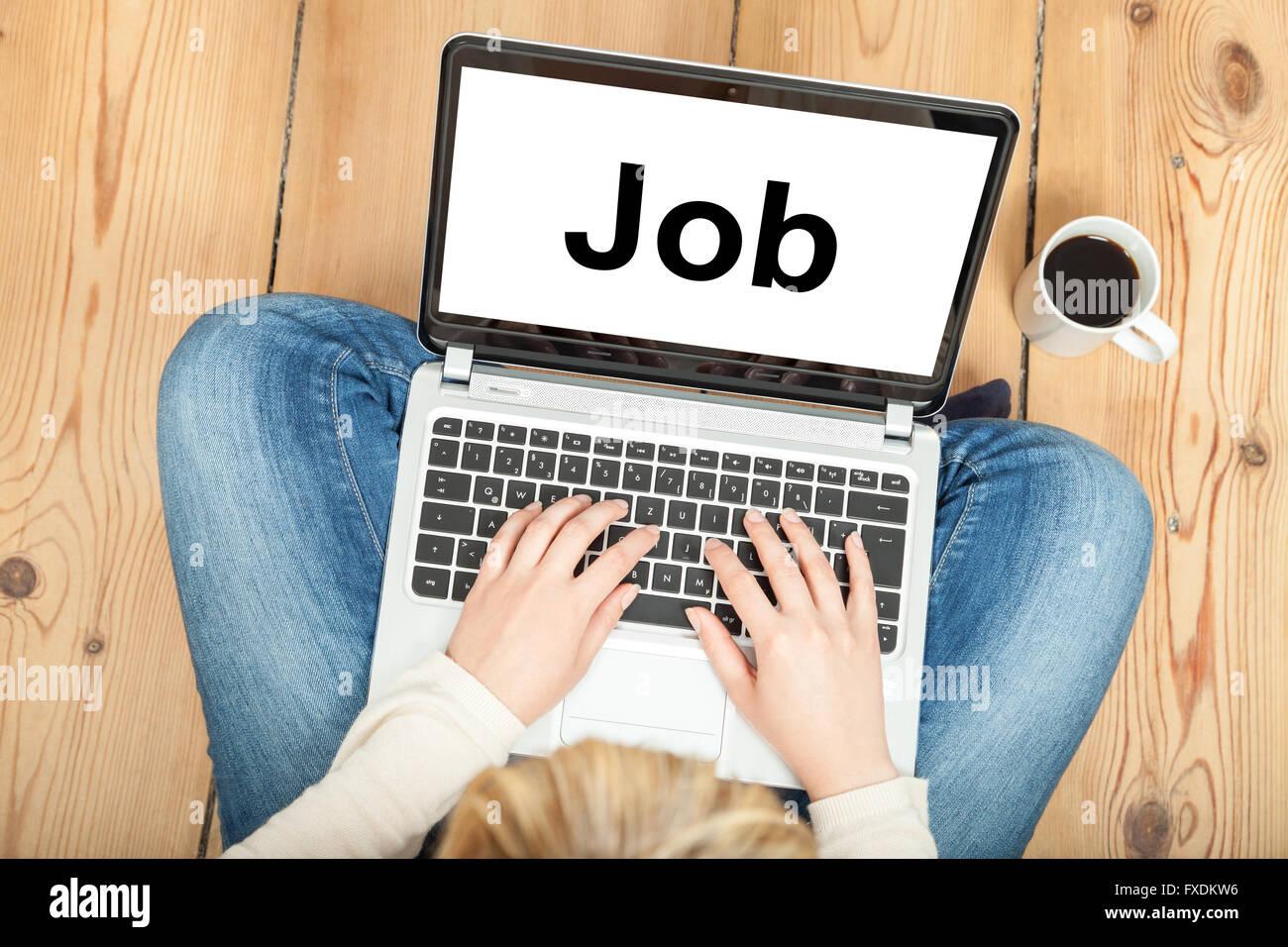 Job - Stock Image