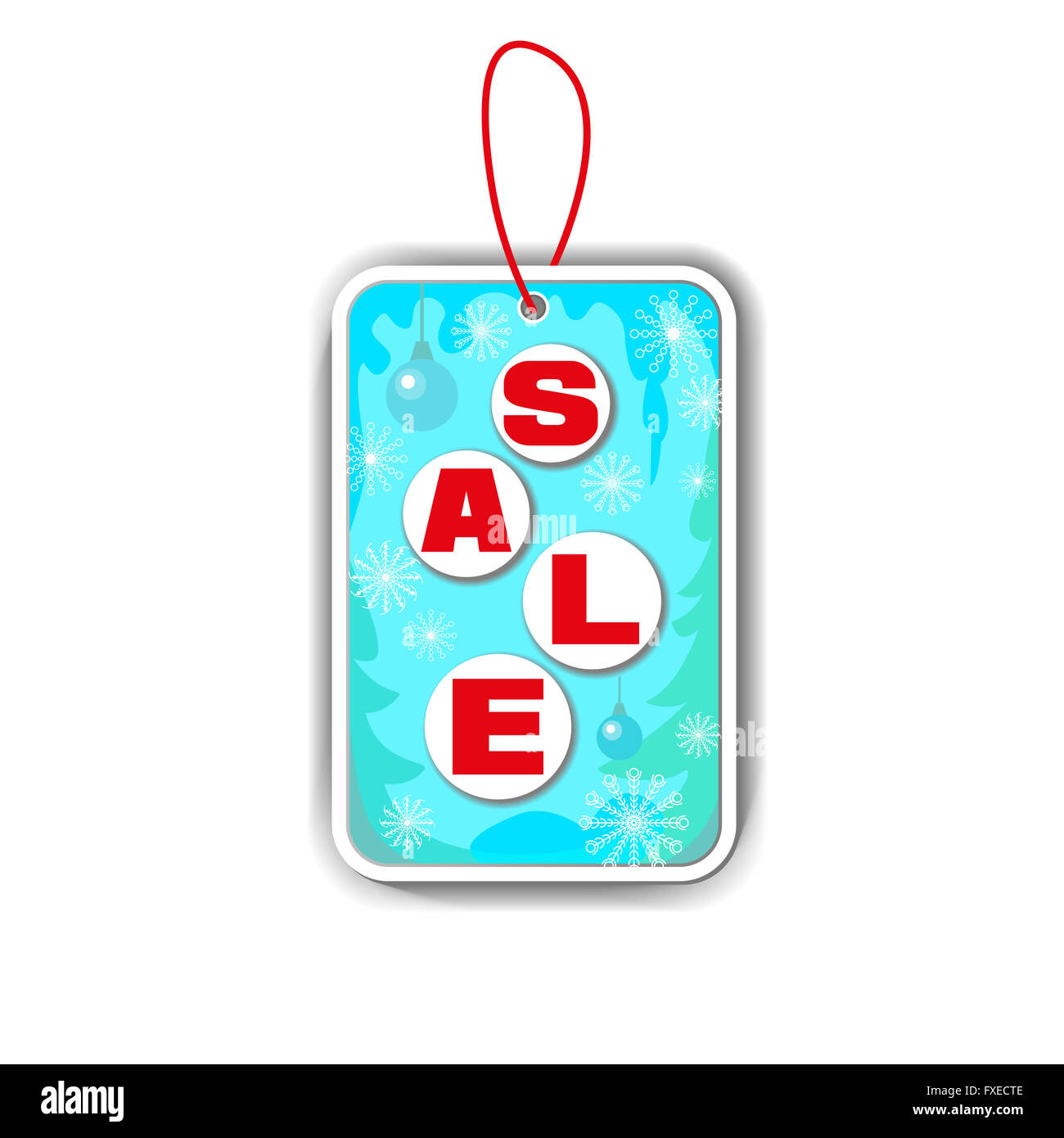 winter sale poster design template or background creative business promotional