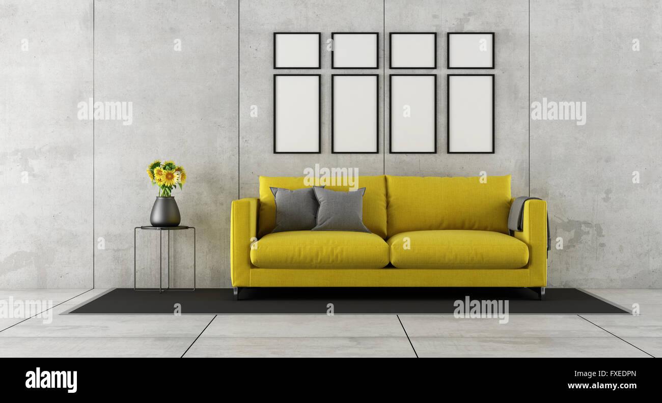Stupendous Black Room Yellow Couch Blank Stock Photos Black Room Machost Co Dining Chair Design Ideas Machostcouk
