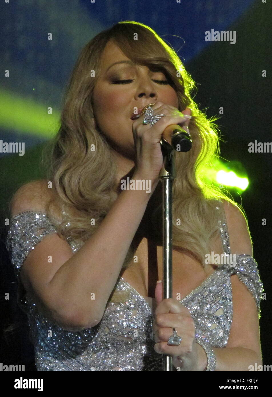 Mariah Carey, the best-selling female artist of all time