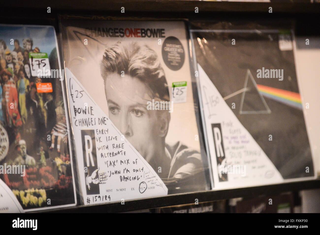 Records Vinyl Beatles Stock Photos Amp Records Vinyl Beatles