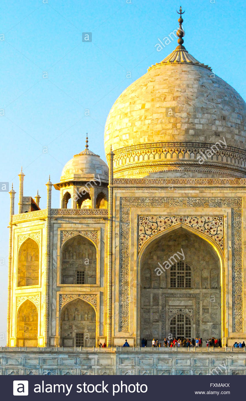 Taj Mahal Wall Art Stock Photos & Taj Mahal Wall Art Stock Images ...