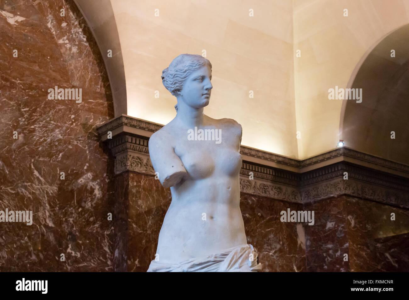 Greek Marble Statue Aphrodite Stock Photos Amp Greek Marble