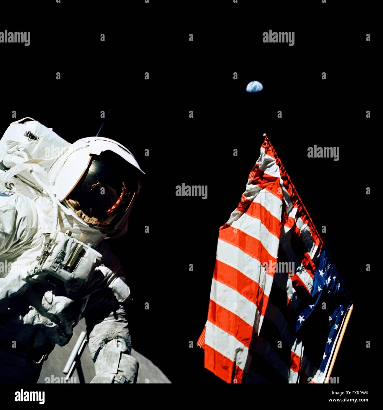 First American Spacewalk Stock Photos & First American ...