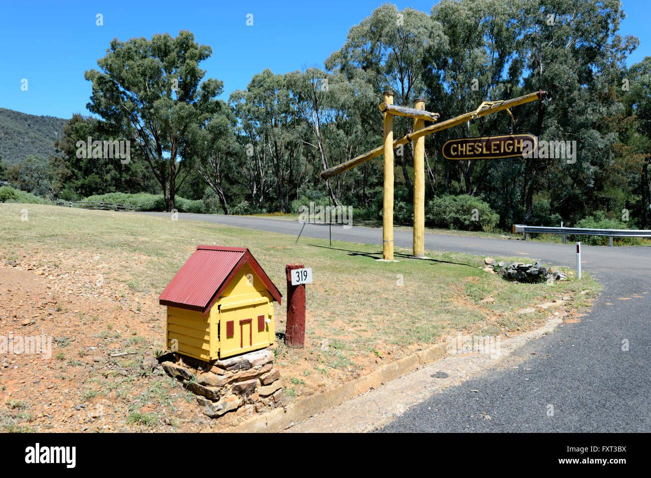 Letterbox House Australia Wiring Diagrams - Letterbox-house-in-blairgowrie-australia
