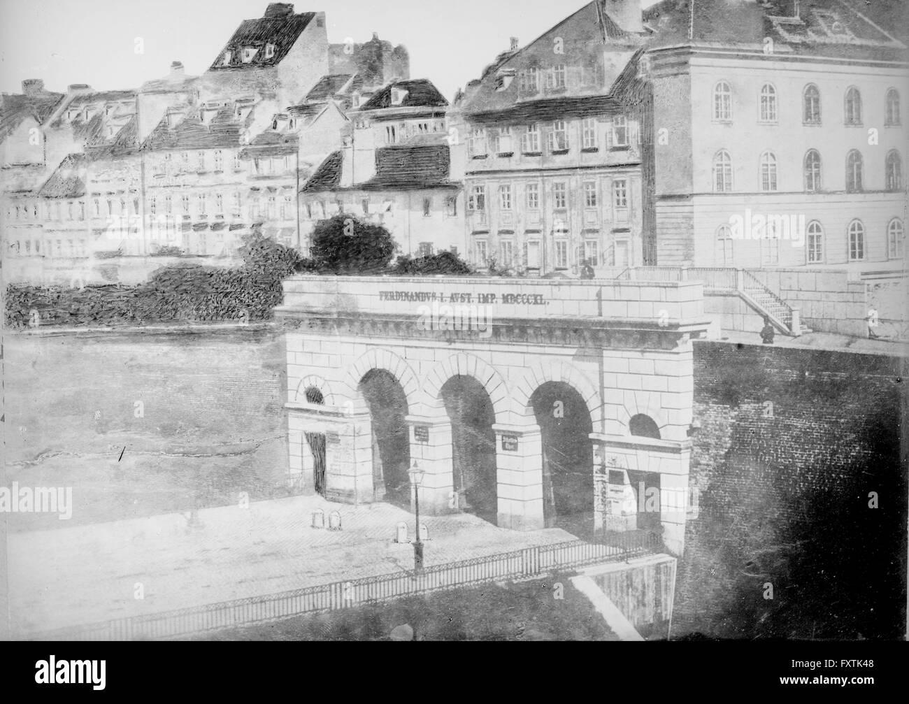 Schottentor - Stock Image
