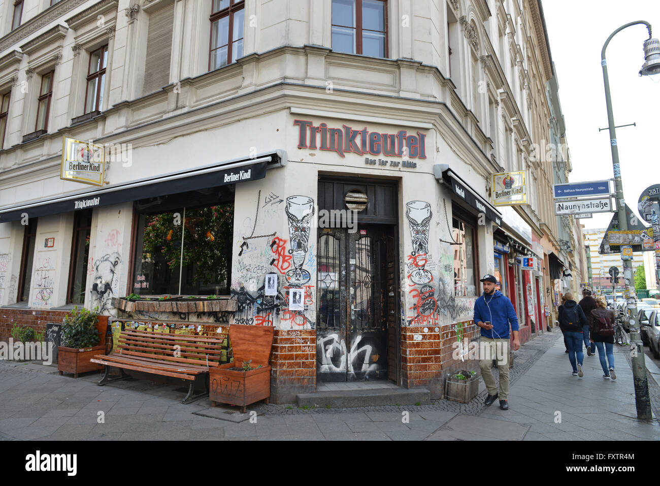 Cafe Bars In Berlin Kreuzberg