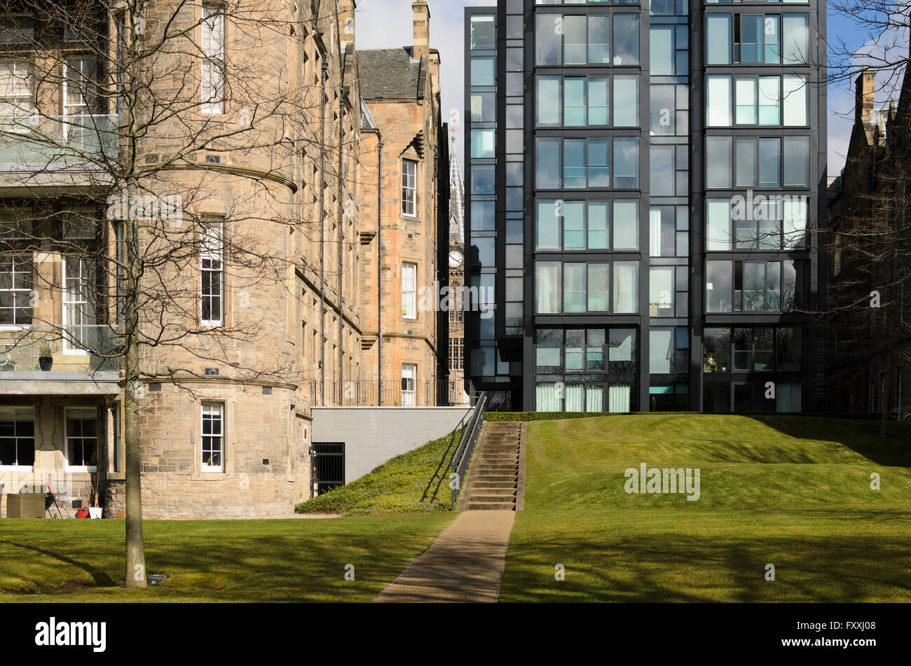 New Build Flats Quartermile Edinburgh