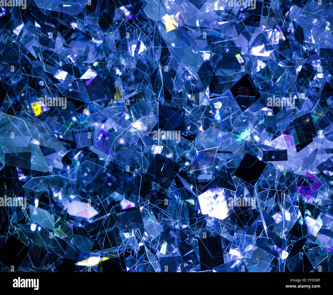 Blue crystal background c5aba8d1db6dc