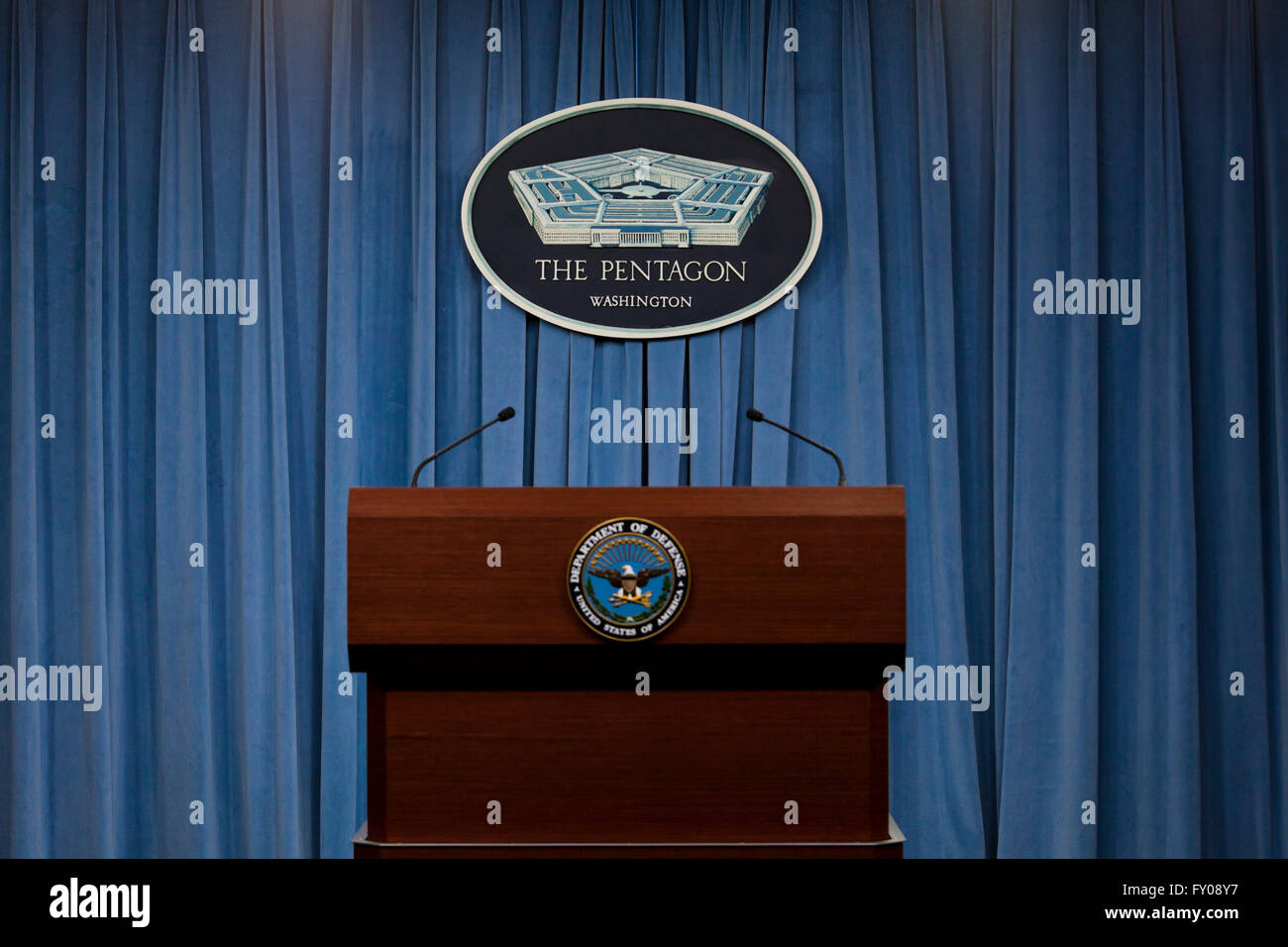 Live White House Press Briefing Room