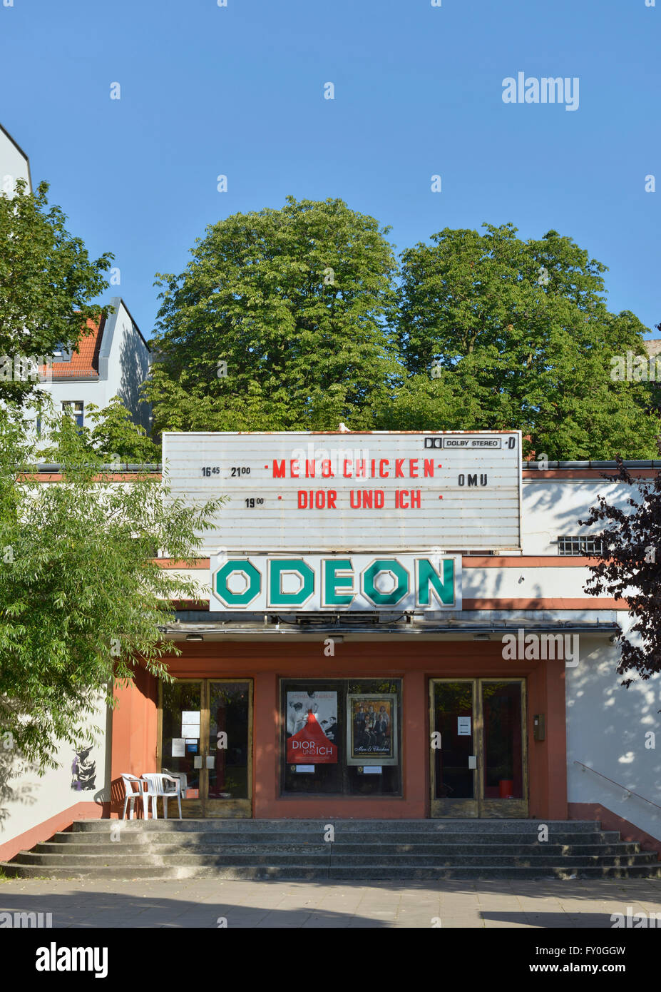 Wundervoll Baumarkt Berlin Schöneberg Referenz Von Odeon Kino, Hauptstrasse, Schoeneberg, Berlin, Deutschland -