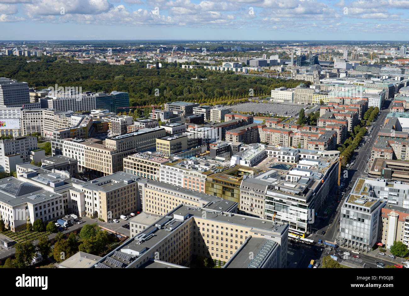 einkaufszentrum lp12 mall of berlin leipziger platz mitte berlin stock photo 102660611 alamy. Black Bedroom Furniture Sets. Home Design Ideas