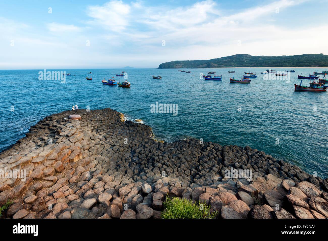 Da Dia Reef - Stock Image