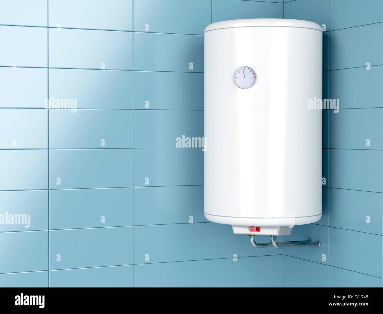 Metal Water Heater Stock Photos & Metal Water Heater Stock Images ...