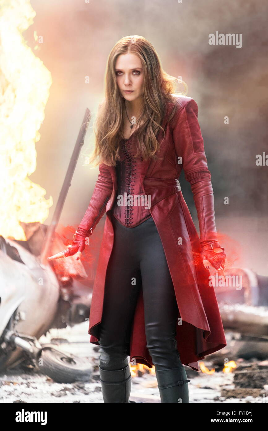 Scarlet Witch High Resolution Stock Photography And Images Alamy